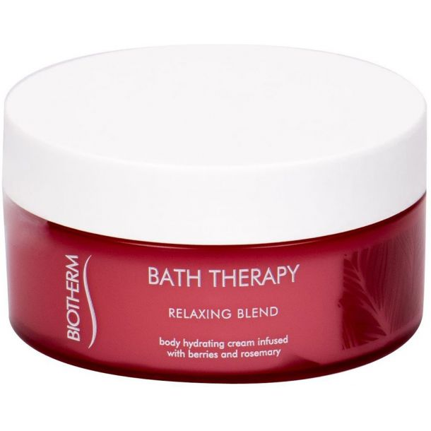 Biotherm Bath Therapy Relaxing Blend Body Cream 200ml Tester