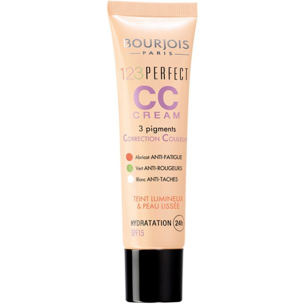 Bourjois Paris 123 Perfect CC Cream 33 Rose Beige 30ml