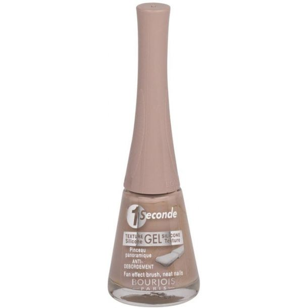 Bourjois Paris 1 Second Nail Polish 55 A Greigée 9ml