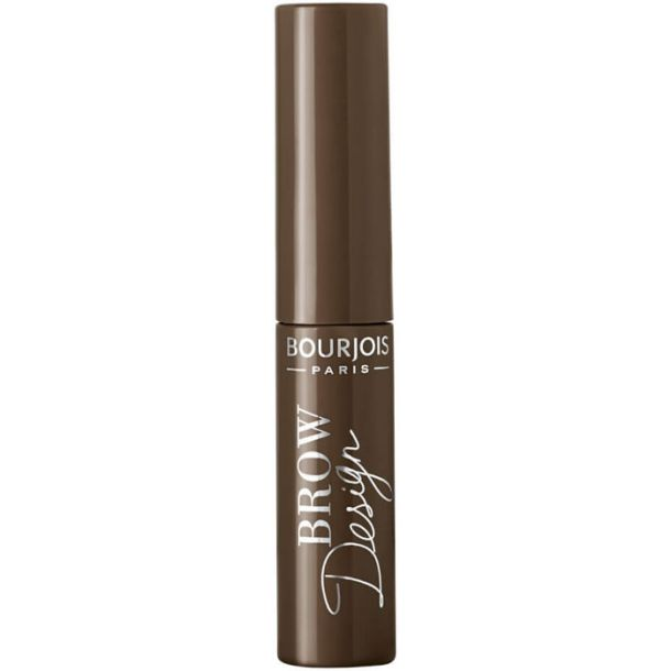 Bourjois Paris Brow Design Eyebrow Mascara 002 Chatain 5ml