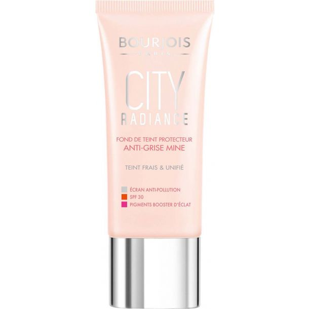 Bourjois Paris City Radiance SPF30 Makeup 05 Golden Beige 30ml
