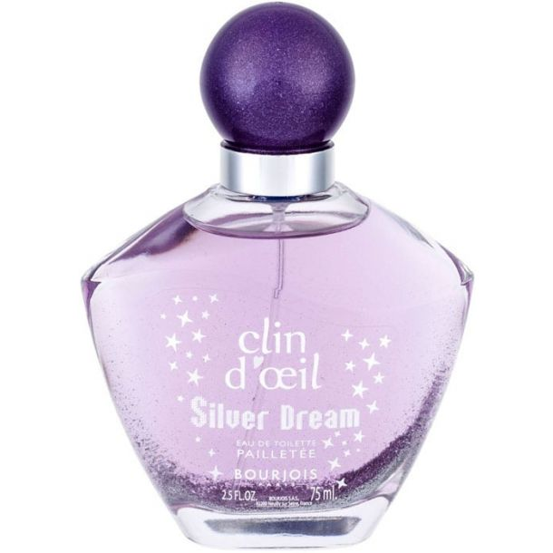 Bourjois Paris Clin d´Oeil Silver Dream Eau de Toilette 75ml