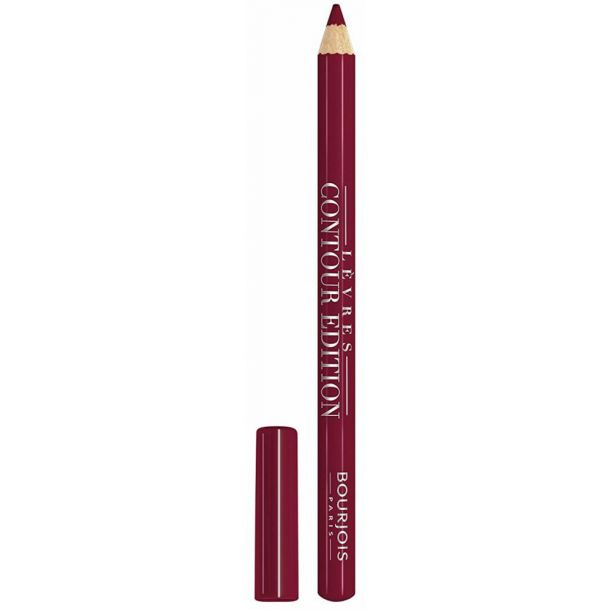 Bourjois Paris Contour Edition Lip Pencil 10 Bordeaux Line 1,14gr