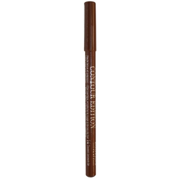 Bourjois Paris Contour Edition Lip Pencil 14 Sweet Brown-ie 1,14gr