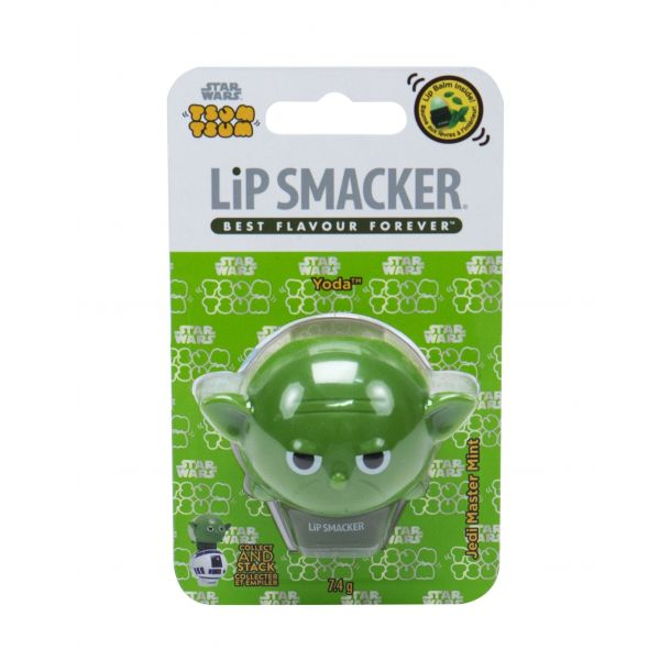Lip Smacker Star Wars Yoda Lip Balm Jedi Master Mint 7,4gr (For All Ages)