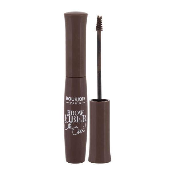 Bourjois Paris Brow Fiber Oh, Oui! Eyebrow Mascara 002 Chestnut 6,8ml