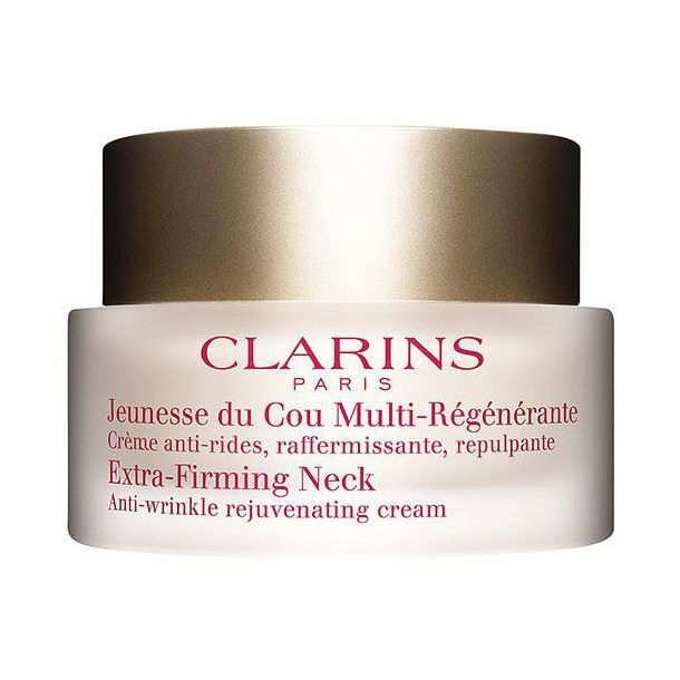 Clarins Extra Firming Neck Anti-Wrinkle Rejuvenating Cream 50ml Tester (Wrinkles)