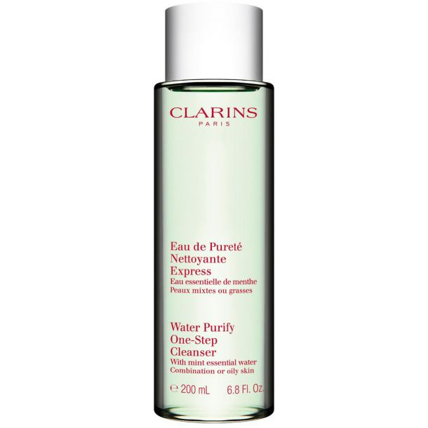 Clarins Water Purify One Step Cleanser Cleansing Water 200ml