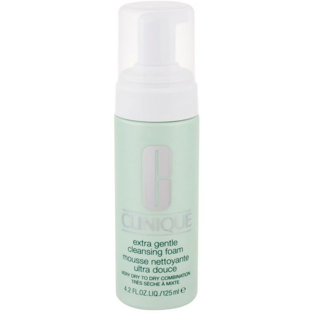 Clinique Extra Gentle Cleansing Mousse 125ml