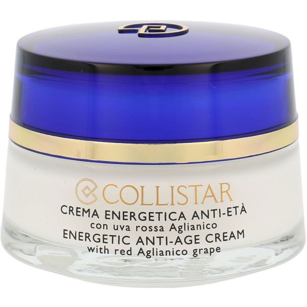 Collistar Special Anti-Age Energetic Anti Age Cream Day Cream 50ml Tester (Wrinkles)