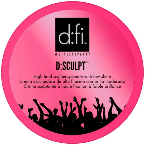 d:fi D:Sculpt Sculpting Cream 150gr (High Hold)