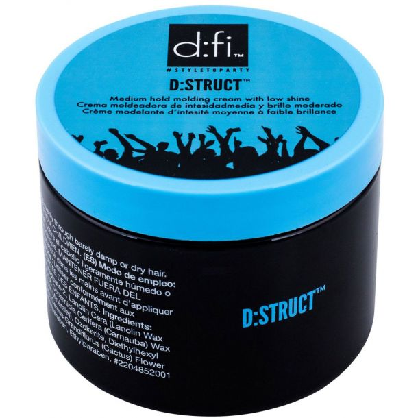 d:fi D:Sruct Molding Cream 150gr (Medium Hold)