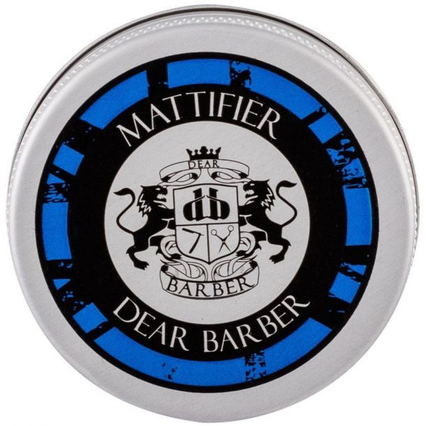 Dear Barber Mattifier Hair Gel 20ml (Strong Fixation)