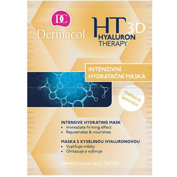 Dermacol 3D Hyaluron Therapy Face Mask 16ml (Wrinkles)