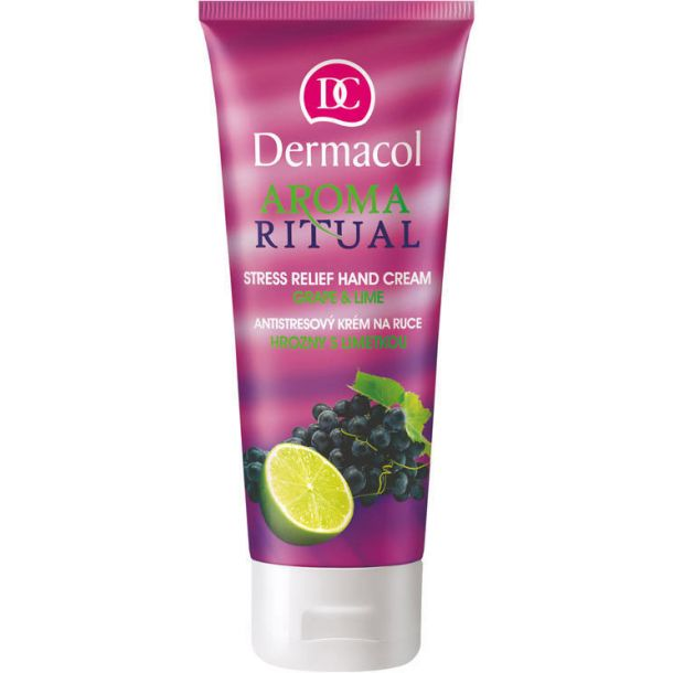 Dermacol Aroma Ritual Grape & Lime Hand Cream 100ml