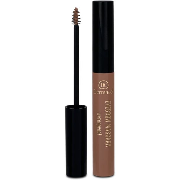 Dermacol Eyebrow Eyebrow Mascara 2 4,5ml (Waterproof)