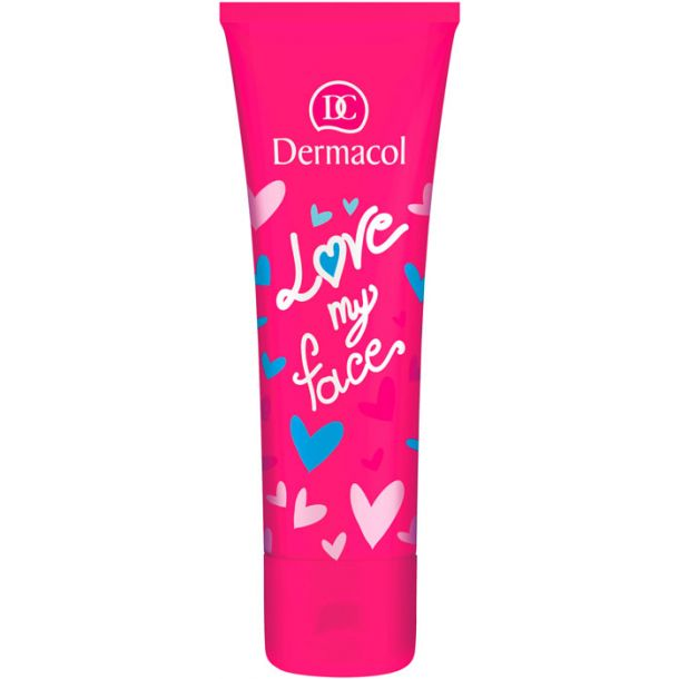 Dermacol Love My Face Brightening Care Day Cream 50ml (Young Skin)