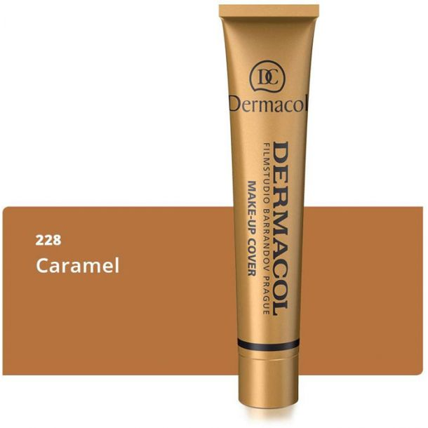 Dermacol Make-Up Cover SPF30 Makeup 228 30gr