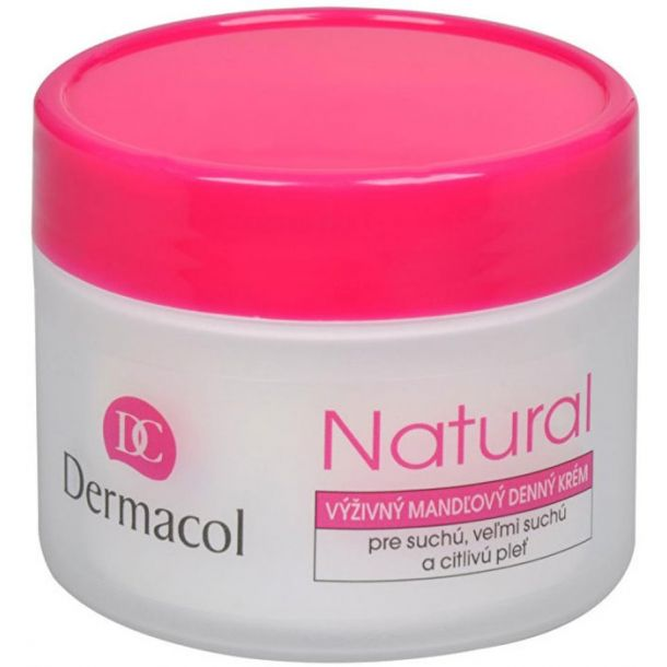 Dermacol Natural Almond Day Cream 50ml (For All Ages)