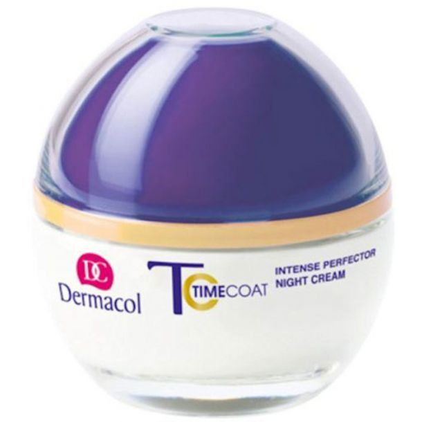 Dermacol Time Coat Night Skin Cream 50ml (Wrinkles)