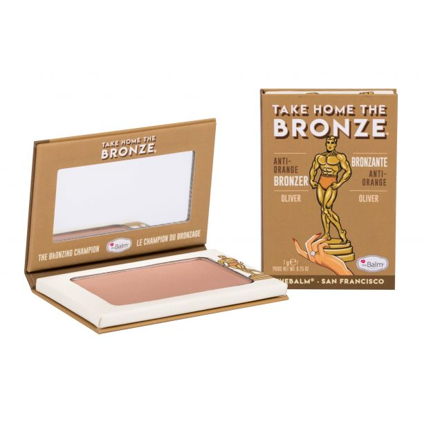 Thebalm Take Home The Bronze Bronzer Oliver 7gr