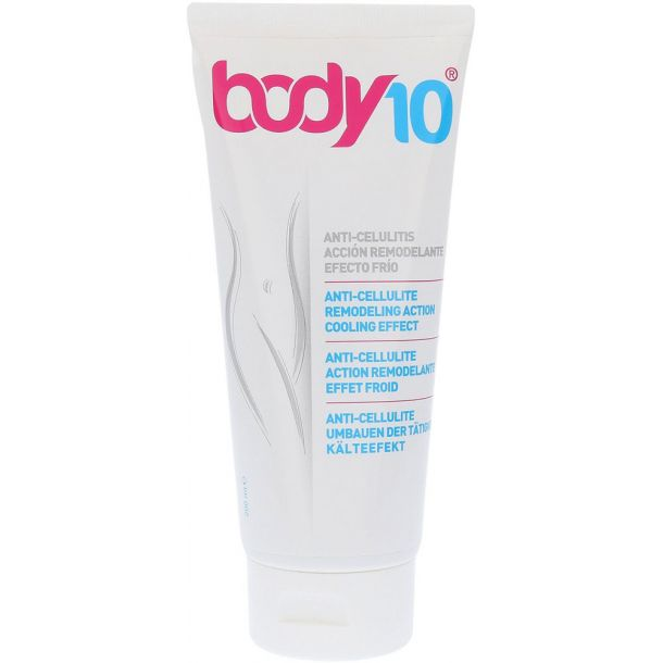 Diet Esthetic Body 10 Anti-Cellulite Remodeling Action Cellulite and Stretch Marks 200ml