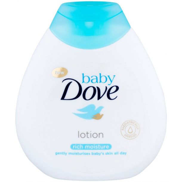 Dove Baby Rich Moisture Body Lotion 200ml