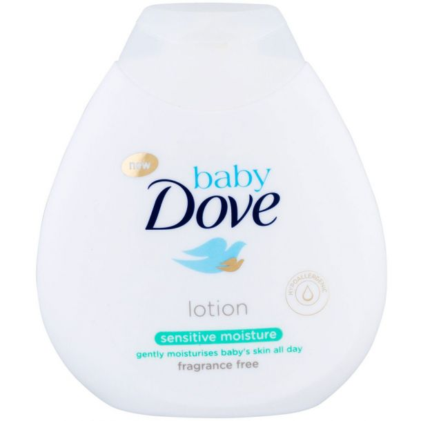 Dove Baby Sensitive Moisture Body Lotion 200ml