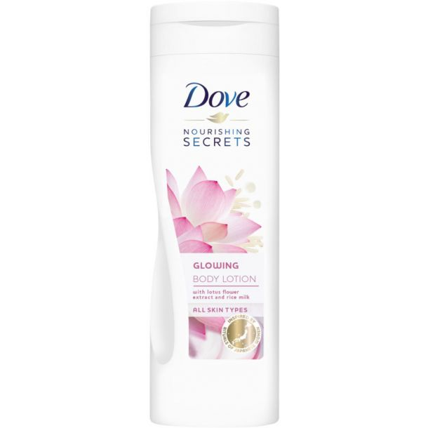 Dove Nourishing Secrets Glowing Ritual Body Lotion 400ml