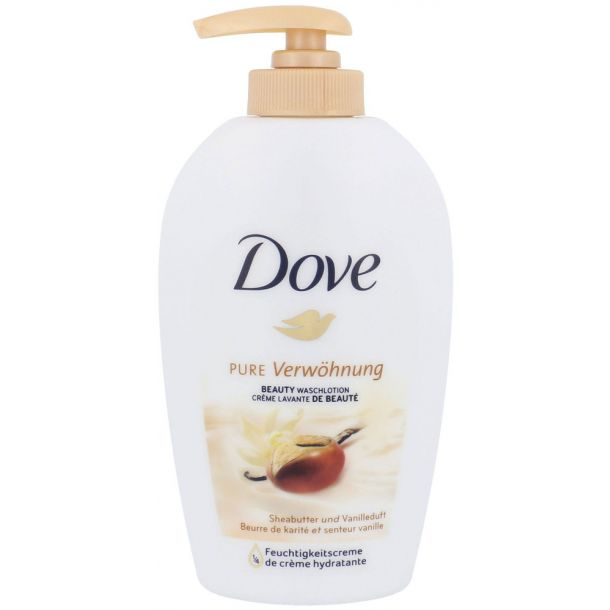 Dove Purely Pampering Shea Butter Liquid Soap 250ml