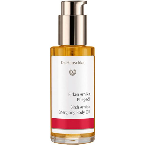 Dr. Hauschka Birch Arnica Energising Body Oil 75ml (Bio Natural Product)