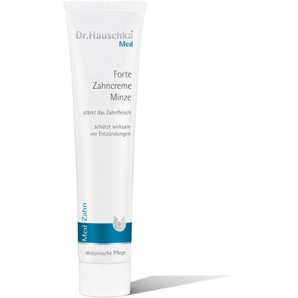 Dr. Hauschka Med Fortifying Mint Toothpaste 75ml (Bio Natural Product)