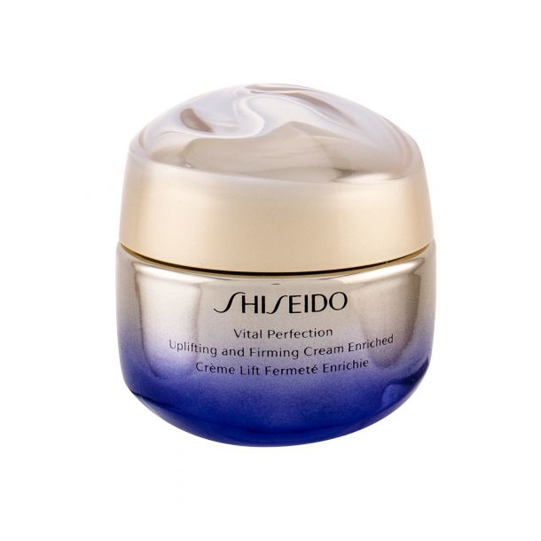 Shiseido Vital Perfection Uplifting and Firming Cream Enriched Day Cream 50ml (Mature Skin)