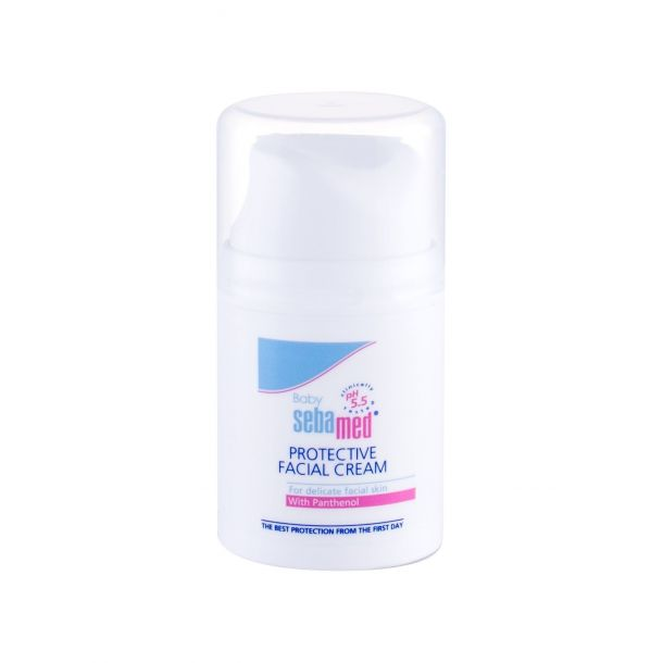 Sebamed Baby Protective Facial Cream Day Cream 50ml (For All Ages)