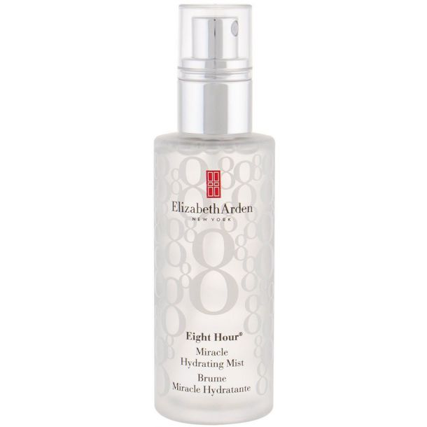 Elizabeth Arden Eight Hour Miracle Hydrating Mist Facial Lotion and Spray 100ml Tester