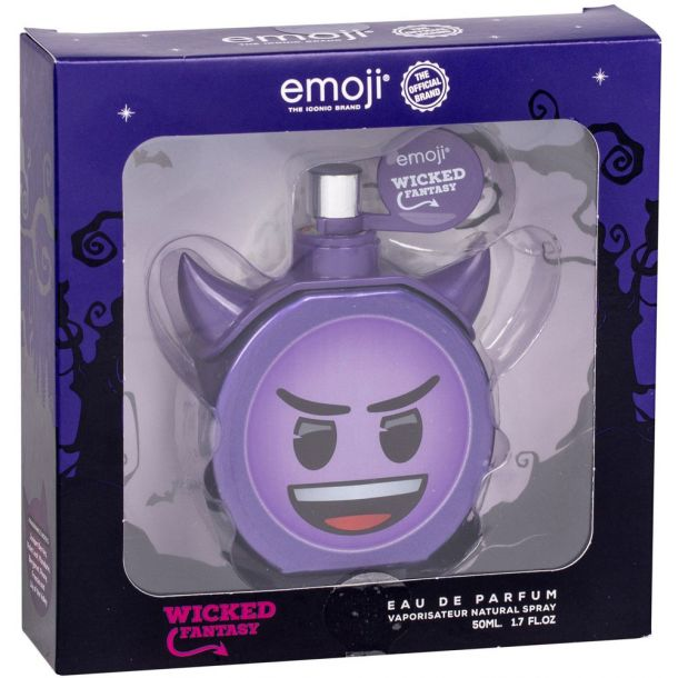 Emoji Wicked Fantasy Eau de Parfum 50ml