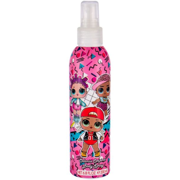Ep Line LOL Surprise Body Spray 200ml