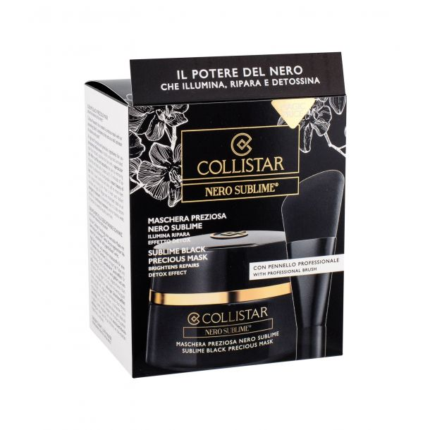 Collistar Nero Sublime Sublime Black Precious Mask Face Mask 50ml (For All Ages)