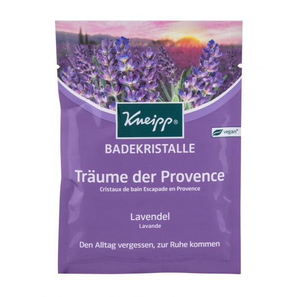 Kneipp Mineral Bath Salt Dreams of Provence Lavender Bath Salt 60gr