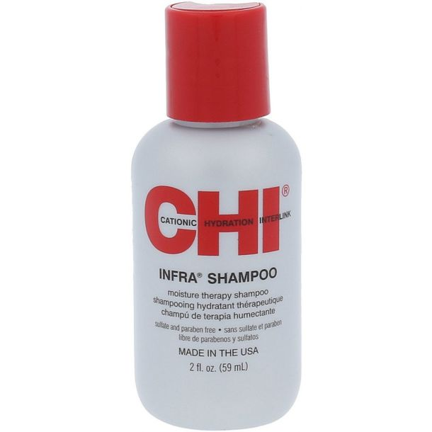 Farouk Systems CHI Infra Shampoo 59ml (Damaged Hair - Dry Hair)