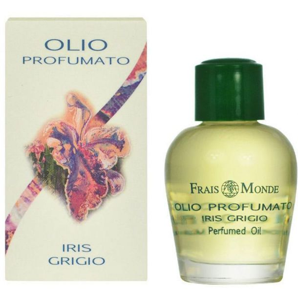 Frais Monde Iris Gray Perfumed Oil 12ml