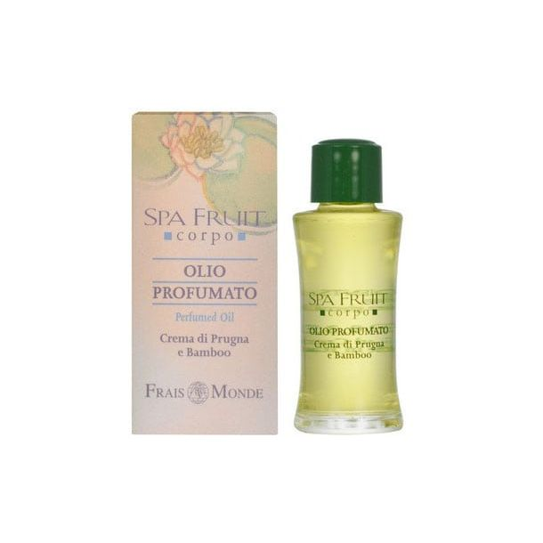 Frais Monde Spa Fruit Plum And Bamboo Perfumed Oil 10ml
