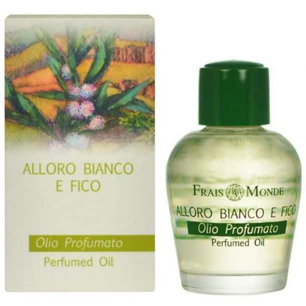 Frais Monde White Laurel And Fig Perfumed Oil 12ml
