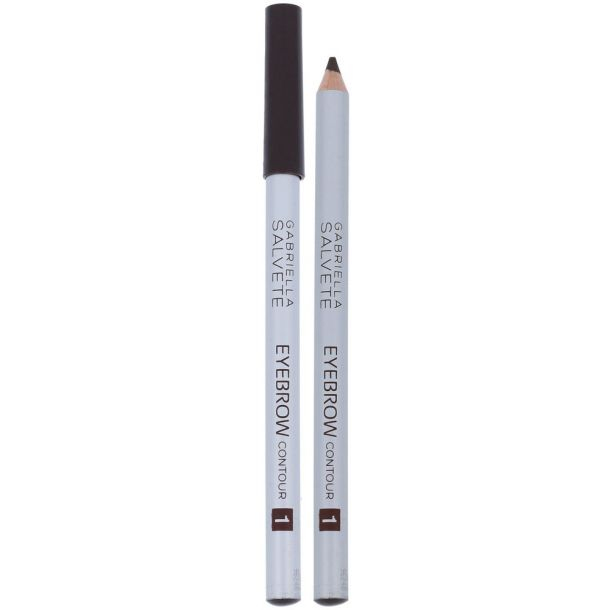 Gabriella Salvete Eyebrow Contour Eyebrow Pencil 01 Brown 0,28gr