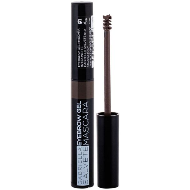 Gabriella Salvete Eyebrow Gel Eyebrow Mascara 02 Brunette 6,5ml