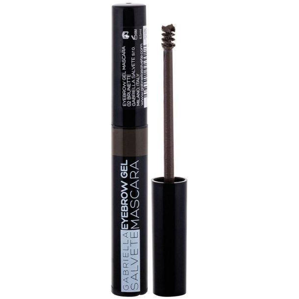 Gabriella Salvete Eyebrow Gel Eyebrow Mascara 03 Dark Brown 6,5ml