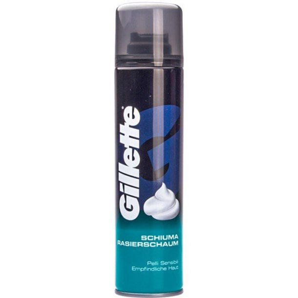 Gillette Shave Foam Sensitive Shaving Foam 300ml