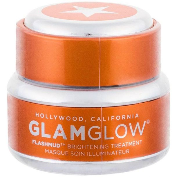 Glam Glow Flashmud Brightening Treatment Face Mask 15gr (For All Ages)