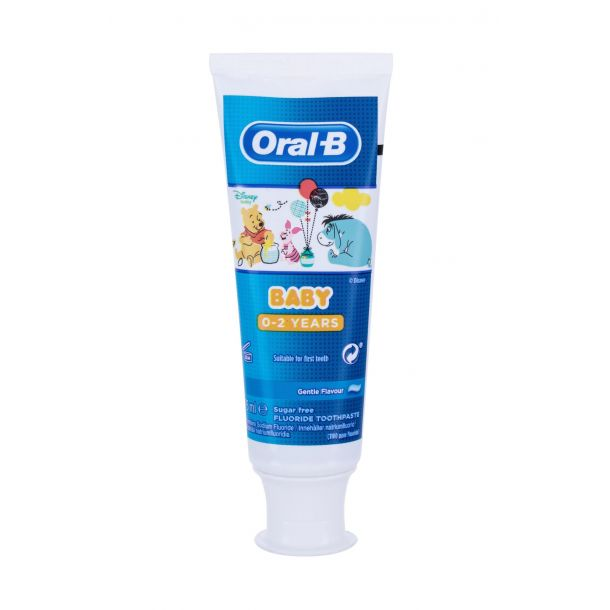 Oral-b Baby Pooh Toothpaste 75ml