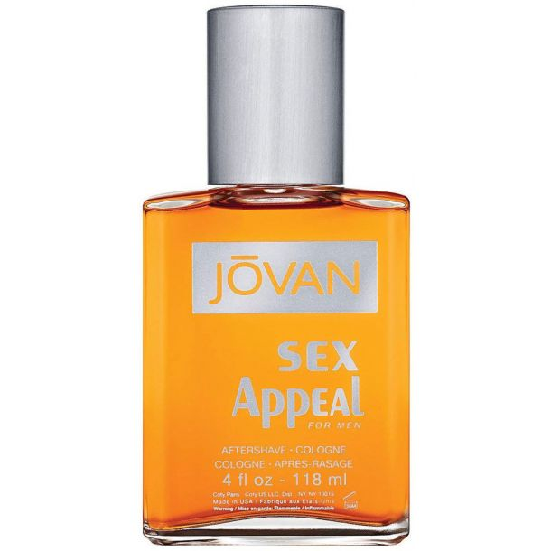 Jovan Sex Appeal Aftershave Water 118ml